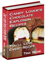 Candy Lovers Chocolate Explosion Recipes