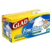 Glad ForceFlex Trash Bag