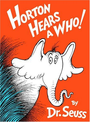 Free Horton Hears A Who Activity Book