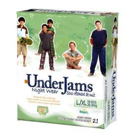 Underjams Night Wear