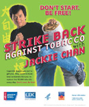 Strike Back Against Tobacco with Jackie Chan