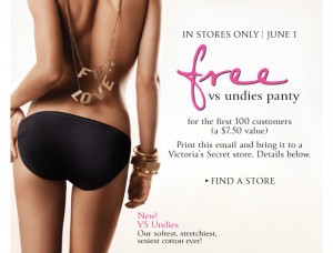 free vs undies panty