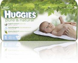 Huggies Pure & Natural