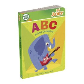 LeapFrog Tag Junior Book: ABC Animal Orchestra