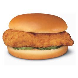 Chick-fil-A Chicken Sandwhich