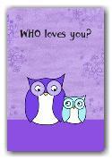Hallmark Card Who Loves You