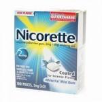 Nicorette Gum White Ice Mint