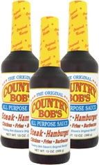 Country Bobs All Purpose Sauce