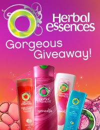 Free Sample of Herbal Essences Shampoo and Conditioner