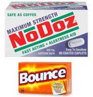 NoDoz Bounce Freebie Friday