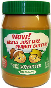 SchoolSafe SoyButter