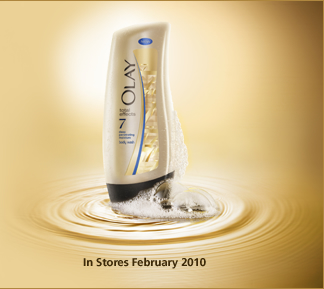Olay Total Effects Body Wash