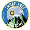 Smoke Free Decal