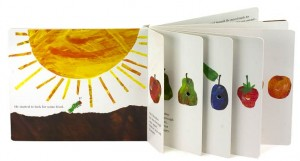 The Very Hungry Caterpillar Open