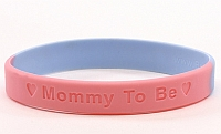 Mommy To Be Wristband