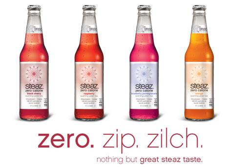 Steaz Zero Calories