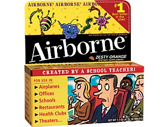 Airborne Tablets