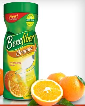 Benefiber Orange Powder