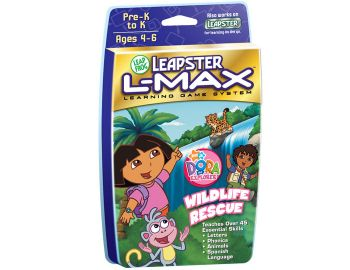 Dora Leapster Game