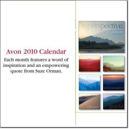 Avon Calendar