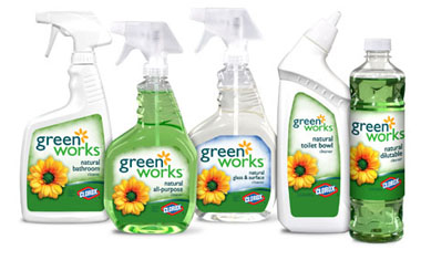 Clorox Greenworks