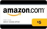 Amazon $5