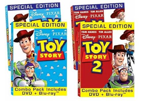 Toy Story Combo Packs