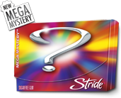 stride mega mystery