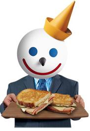 Dio Grilled Trio Jack in the Box