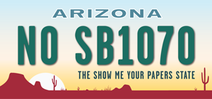 NO SB1070 Arizona