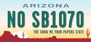 NO SB1070 Arizona
