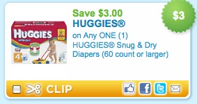 huggies coupon