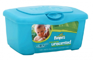 Pampers-Wipes