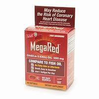 MegaRed Omega-3 Krill Oil