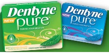 dentyne pure