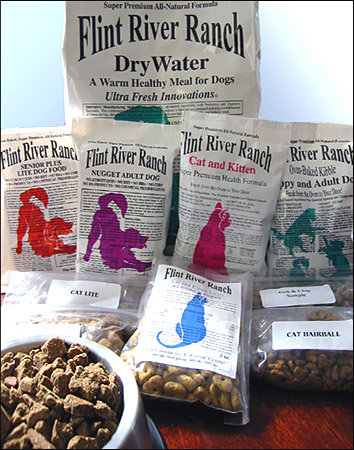 flint river ranch free sample