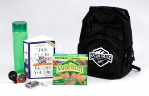 nature valley national parks project prize pack