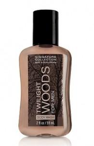 Twilight Woods For Men Body Wash