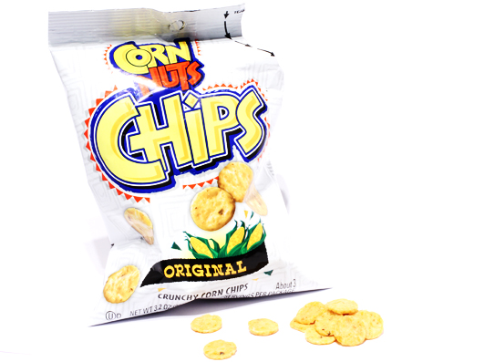 corn nuts chips