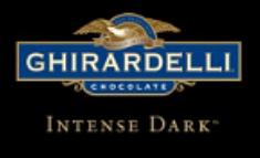 ghirardelli intense dark logo