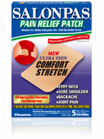 salonpas painrelief patch