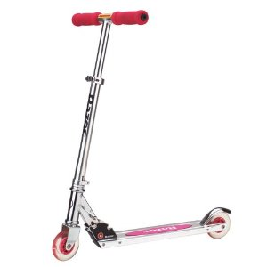 Pink Razor Scooter