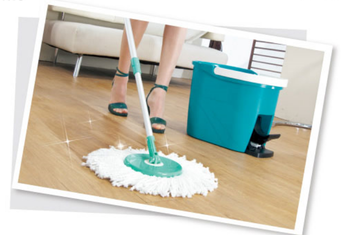 Spin and Go Mop