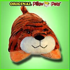 Tiger Pillow Pets