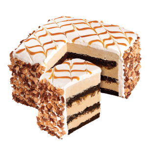 Coldstone Eight Layer Cake