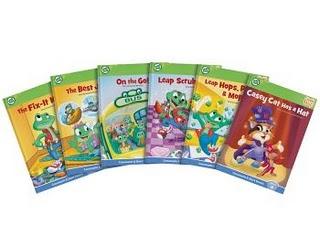 TAG Leapfrog Books
