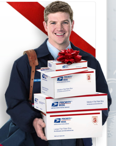 USPS Holiday Package