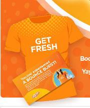 bounce get fresh shirt