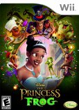 princess and the frog wii game