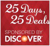 25 days 25 deals